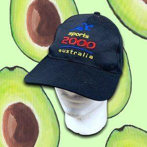 Sports 2000 Vintage Sydney Olympics Baseball Cap